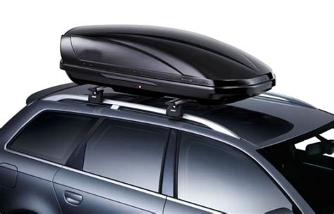box tetto auto fapa sci sul tetto nei box allarme per la sicurezza stradale