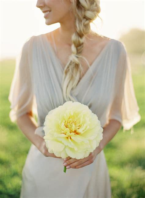 Unique Single Stem Flowers Wedding Top 20 Unique Wedding Bouquets With Single Flower Ideas