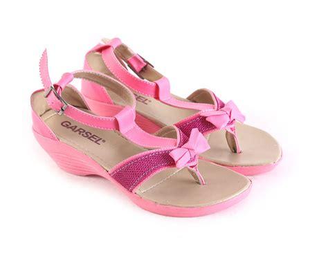Sepatu Sendal Anak Perempuan 272 sepatu sandal sendal wedges jepit anak perempuan cewek
