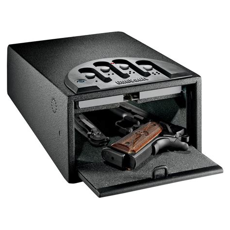 pistol gun safe car interior design