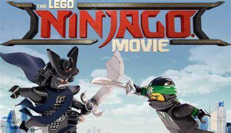 film de ninja go what we know about the lego ninjago movie so far