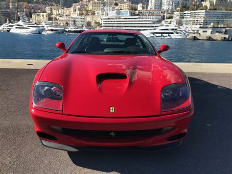 Ferrari F550 by Ferrari F550 Maranello S 233 L 233 Ctionn 233 Par Rs Monaco
