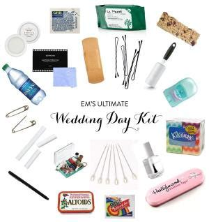 Wedding Planner Emergency Kit by Hangover Kit Rubber St Wedding St Hotel Bag St