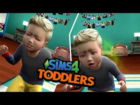 sims 4 babies diaper fl 246 şşş teaser the sims 4 toddlers use diaper youtube