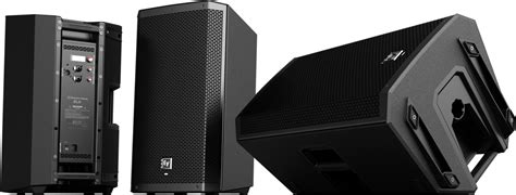 zlx p  powered loudspeaker  electrovoice