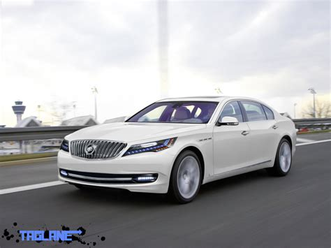 what do you think of this size buick luxury sedan