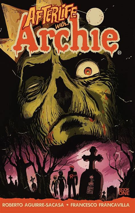 archie vol 1 look at afterlife with archie vol 1