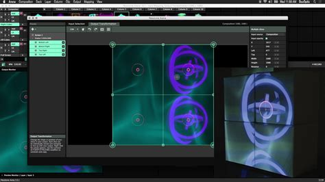 tutorial video mapping official resolume video training for arena 5 avenue 4
