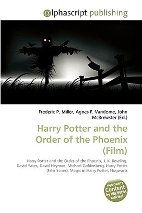 harry potter and the order of the series 5 harry potter and the order of the harry