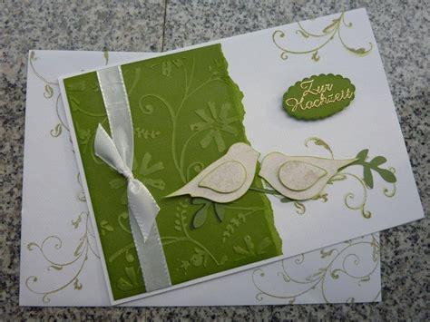 ã karten hochzeit karte zur hochzeit design mit papier