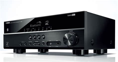 Best Home Theater Receiver Under 500 by Review Yamaha Rx V383
