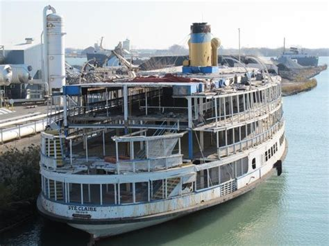 boblo boat unless it finds a new home boblo boat may be scrapped