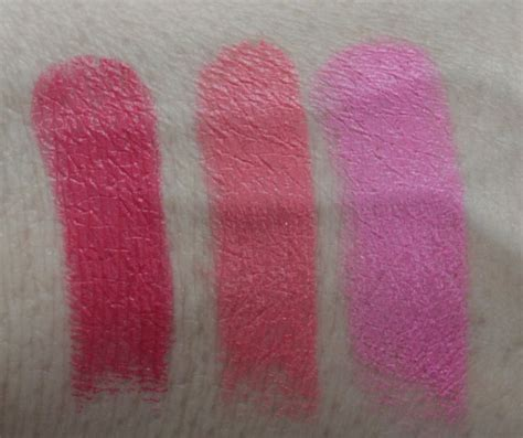 N Megalast Lipstick Pinkerbell n megalast lip color for 2012 swatches photos review vy varnish