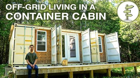 a canadian man built this off grid shipping container home simple 70 off grid house plans ontario design ideas of a