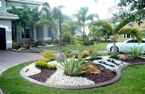 landscaping ideas for backyard garden design ideas with pebbles