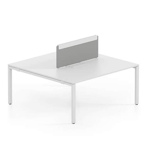 duo bench vitra vitra workit fixed screen for duo bench workbrands