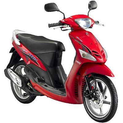 Spakbor Depan Mio Jori Yamaha modifikasi yamaha mio lama jadi mio yang baru