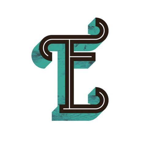 letter e typography 14 best images about letter e on e negative space and logos
