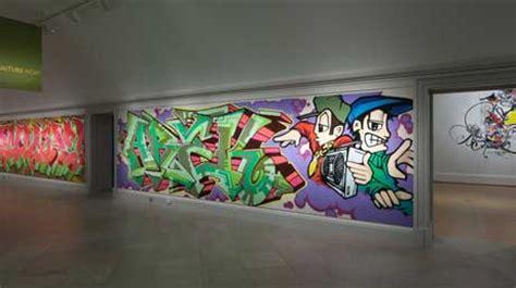 spray paint exhibition recognize graffiti national portrait gallery