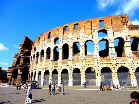 Mundo e Caracóis: Em Roma: O grandioso Coliseu