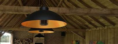 heatsail dome pendant outdoor ceiling heater exterior