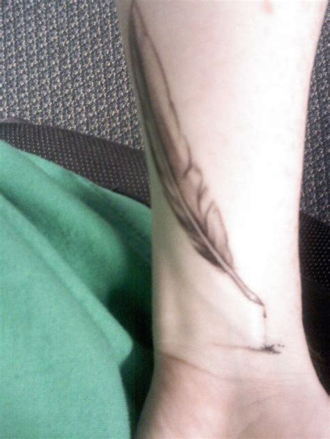 quill tattoo quill my work tattoos and