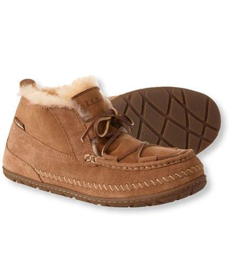 ll bean slippers mens s lodge chukkas s slippers 8 free
