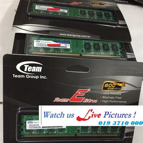 Ram Team Elite Pc Ddr2 2gb team elite 2gb pc 800 dimm 1x end 11 18 2017 1 15 pm