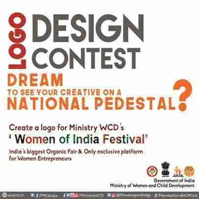 logo design contest india 2015 logo design contest for women of india festival raman