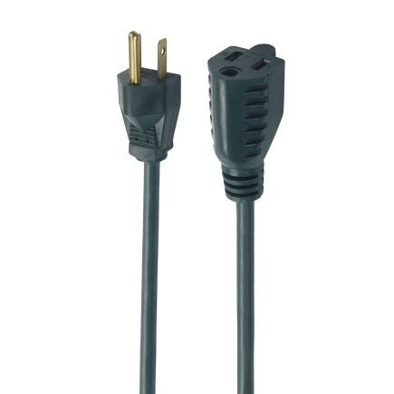 Ace Hardware Extension Cord | ace outdoor extension cord 16 3 sjtw 25 ft l green