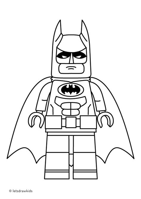 batman lego movie coloring pages sketch coloring page
