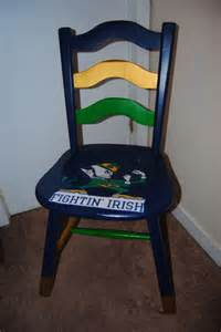 notre dame lawn chairs sports on the upcycle