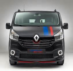 Renault Netherlands Renault Trafic Gets Sporty Quot Formula Edition Quot In The