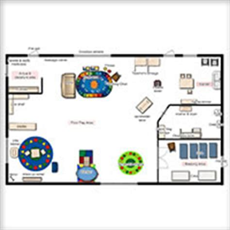 toddler floor plan classroom floorplanner