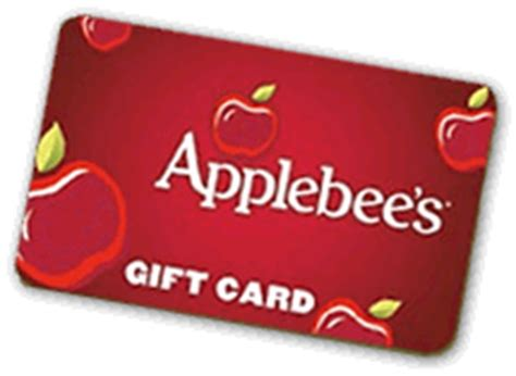 Applebees Gift Card Amount - check gift card balance online