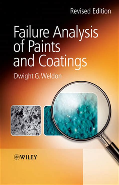 read fractography in failure analysis wiley failure analysis of paints and coatings revised