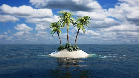Blauer Ozean Landschaften Natur Inseln Meer wallpaper