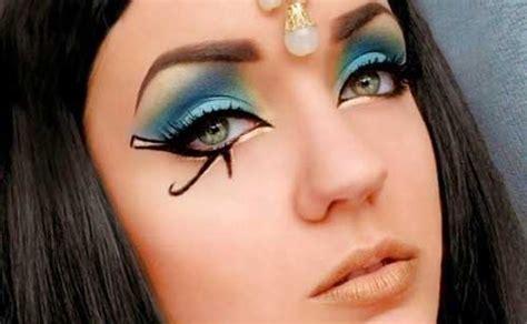 imagenes ojos egipcios como hacer un maquillaje egipcio digno de cleopatra