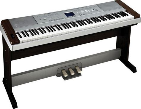Keyboard Roland 88 Tuts yamaha dgx 640 dgx640 88 key hammer standard portable grand piano with stand and three pedals