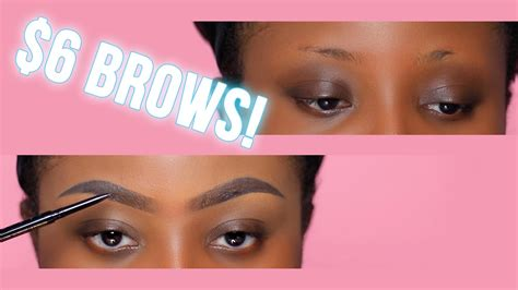 instagram brow tutorial youtube how to instagram eyebrow tutorial for thin brows step by