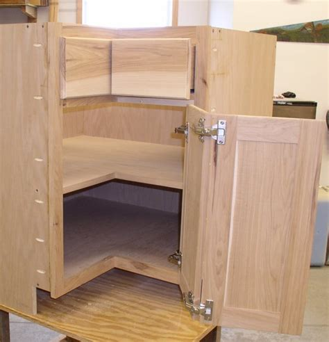 corner cabinet for kitchen hickory cabinets