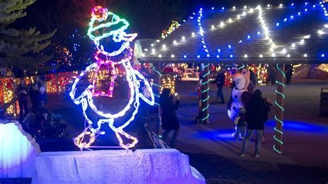 lehigh valley zoo s winter light spectacular to shine