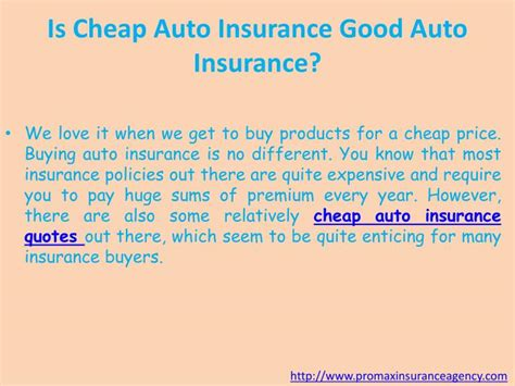 PPT   Auto insurance quotes California PowerPoint