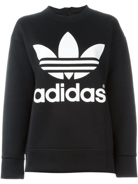 Sweater Adidas By As Store by Adidas Originals Adidas X Hyke Sweatshirt In Black Lyst