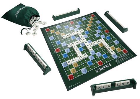 juegos de mesa tu tienda de juegos de mesa scrabble original mattel y9594 1001juguetes
