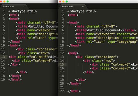 format html in sublime text sublime htmlprettify 將sublime text裡的程式碼自動排版 梅問題 教學網