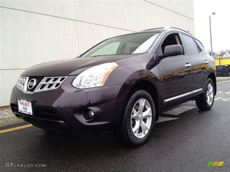Nissan Rogue 2013 Black Amethyst