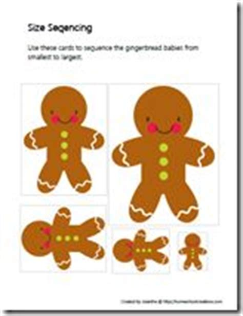 gingerbread man puzzle printable pinterest the world s catalog of ideas