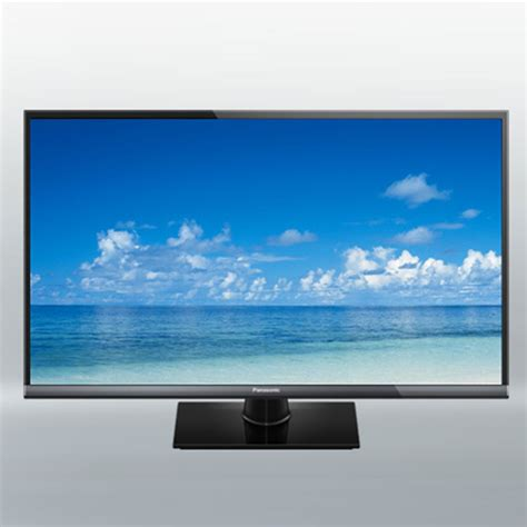 Led Tv 32 Inch Panasonic Buy Panasonic Viera Th 32as610d Led Tv 32 Inch Hd Black At Best Price In India On