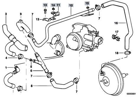 bmw m62 hose diagram bmw free engine image for user